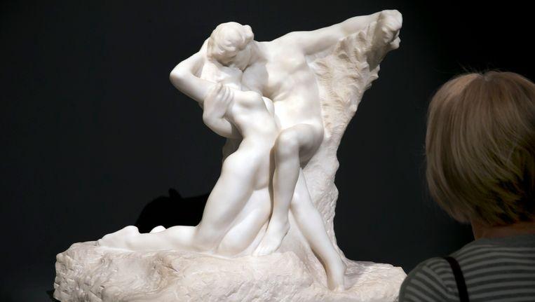 'L'Eternal Printemps' van Auguste Rodin.