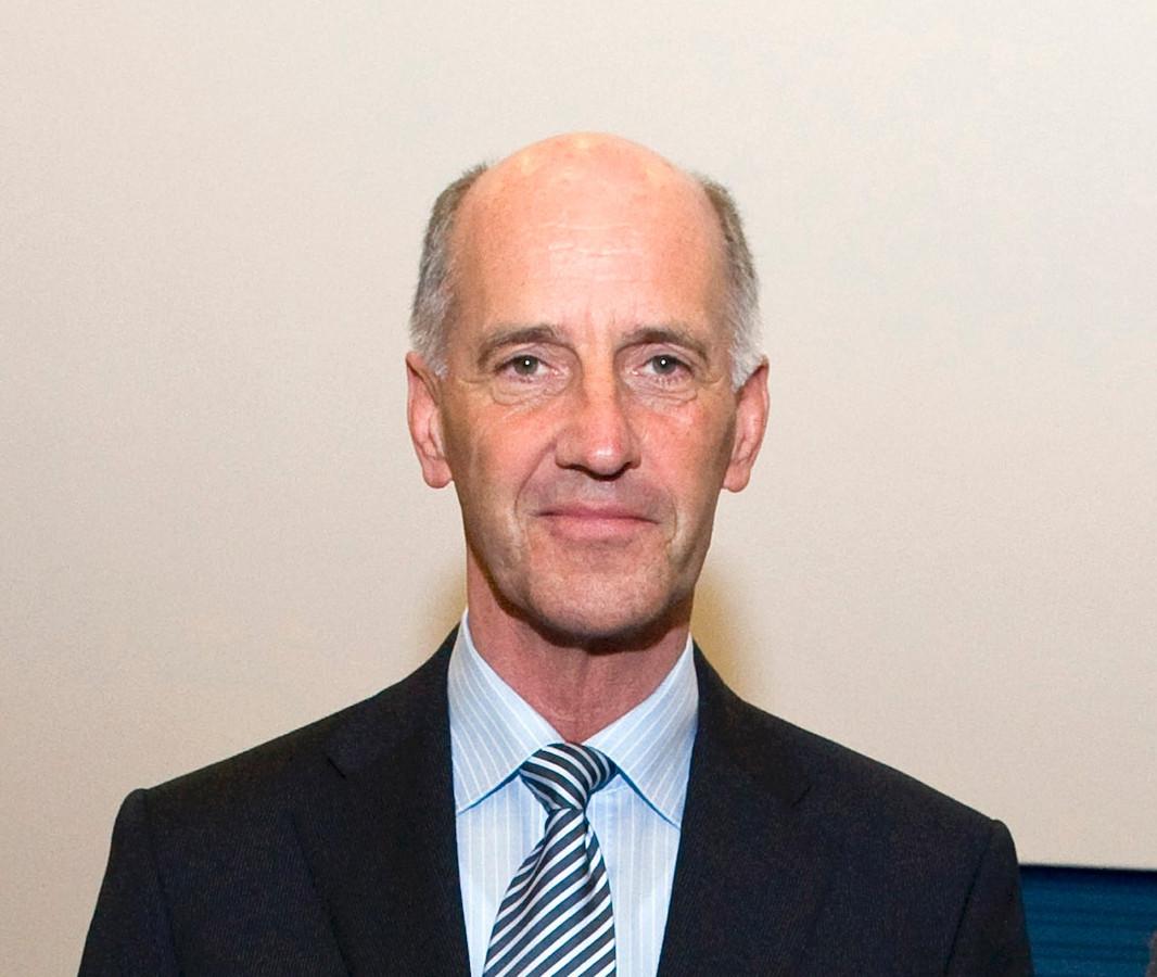 Wethouder Jaap Melse.