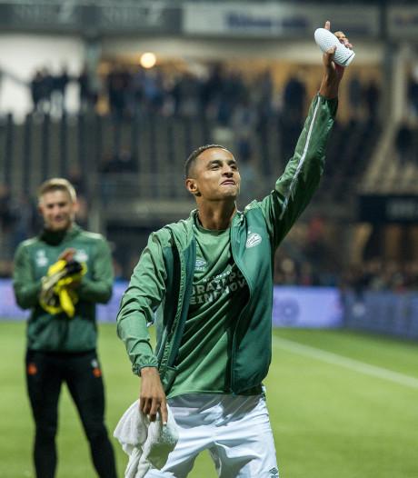 Ihattaren een van de jongste PSV-doelpuntenmakers ooit in de eredivisie