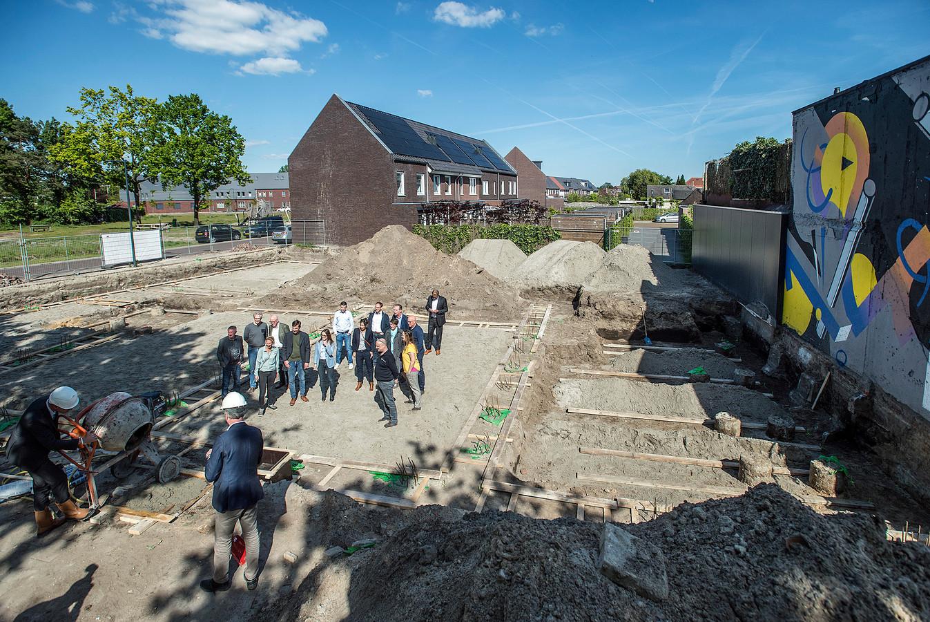 Sociale woningbouw, zoals hier in de Bredase buurt De Driesprong, is bittere noodzaak. Er is een groot tekort aan huurwoningen.