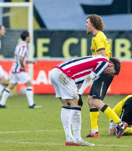Samenvatting | VVV-spits Giakoumakis doet Willem II veel pijn in slotfase