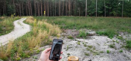 Maashorst-app wijst de weg op de natuurbegraafplaats