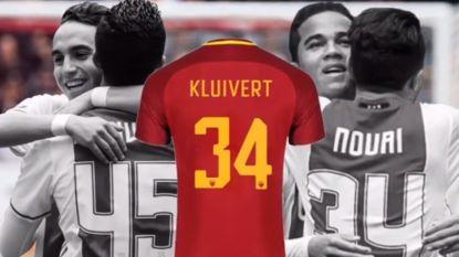 Waarom zes jonge Nederlandse voetballers bij hun nieuwe club speciaal kozen voor het nummer 34