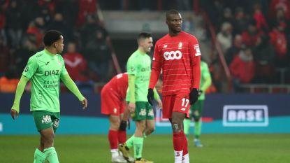 LIVE. Oostende begint te dromen van stunt na geweldige goal Bataille, Standard probeert druk op te voeren