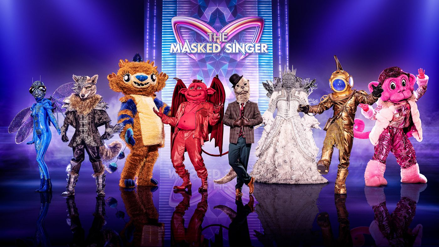 The Masked Singer De