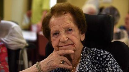 Maria Booten is 101 jaar