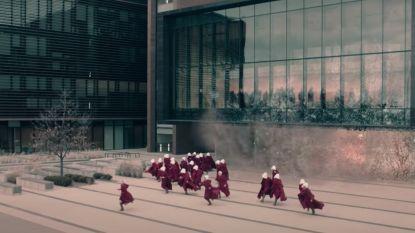 Trailer vierde seizoen 'The Handmaid's Tale' gelanceerd met slecht nieuws: fans moeten jaar langer wachten