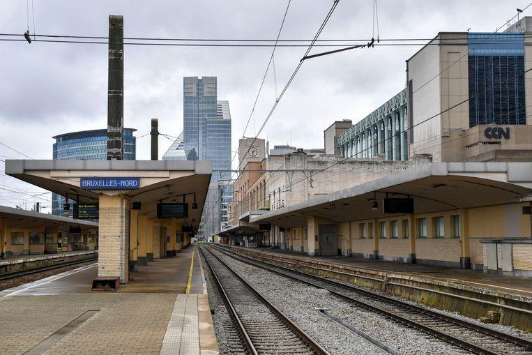 Station Brussel-Noord