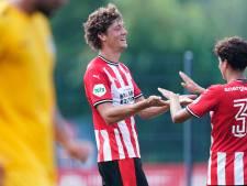 PSV klopt dankzij Gakpo en Lammers (2x) ook KFC Uerdingen 05