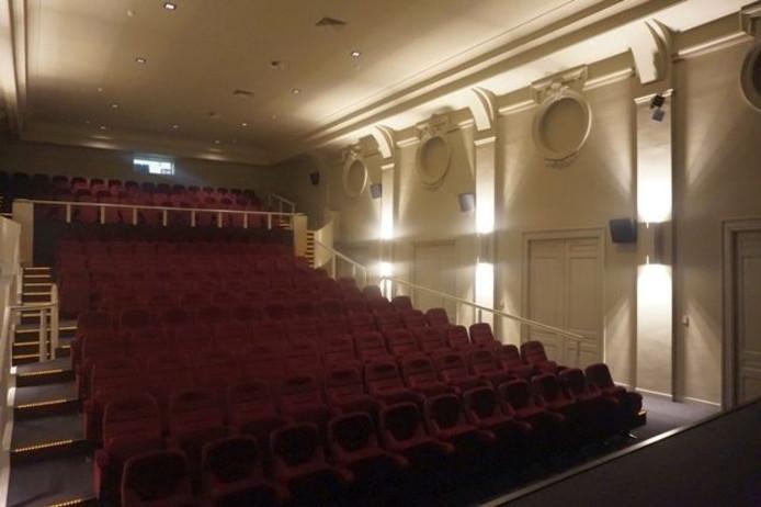 Grote zaal Cinecitta