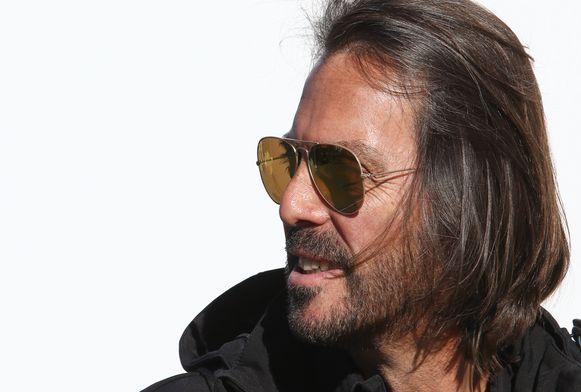 Portret van de steenrijke organisator Stéphane Ratel