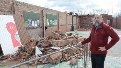 Heilig Hartschool doet oproep voor steun voor herstel stormschade