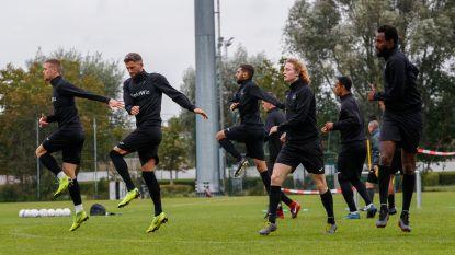 Ondanks faillissement staan spelers KSV Roeselare toch op trainingsveld