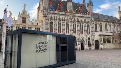 Meer vrouw op straat: pop-upstudio strijkt neer in Brugge