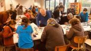 Jonge wetenschappers verzamelden talrijk op de Dag van de Wetenschap
