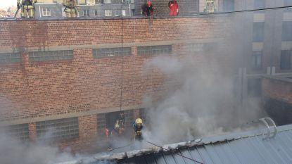 Dakbrand bij discotheek Mirano: twee gebouwen ontruimd