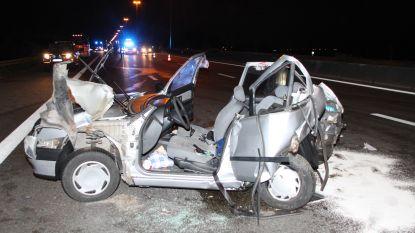 Twee Franse jongeren kritiek na zwaar ongeval op E17