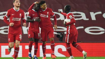 Liverpool is Arsenal makkelijk de baas, landskampioen samen met Leicester en Everton op kop na 9 op 9