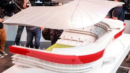 Vernietigend mobiliteitsadvies voor Eurostadion