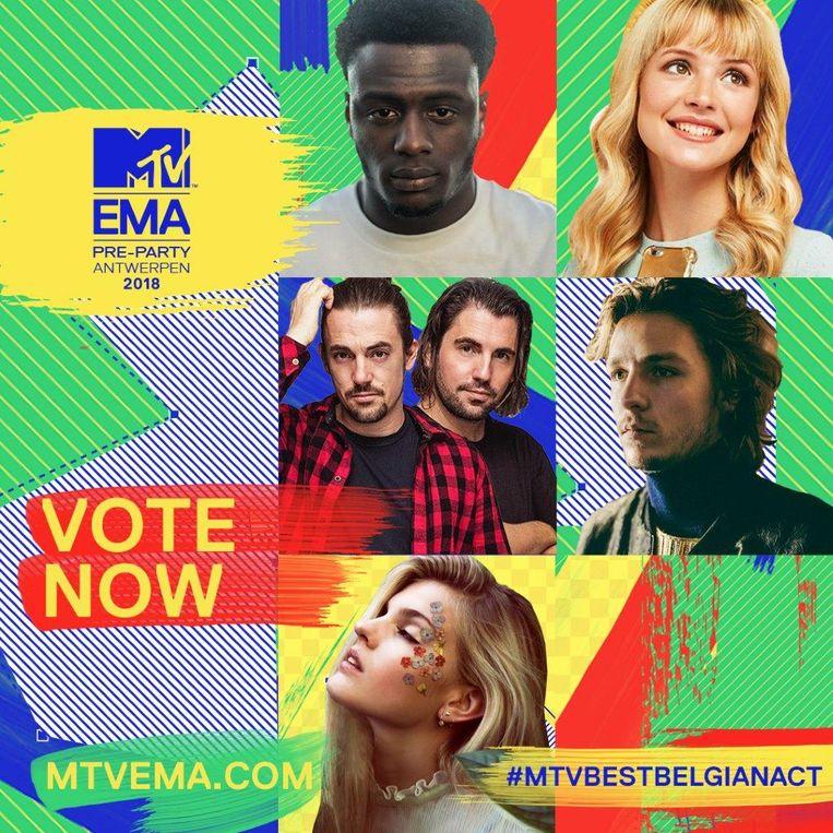 MTV EMA 2018
