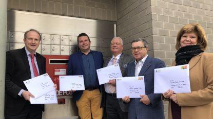 Vlaamse Volksbeweging stuurt eisenpakket naar Vlaamse partijen