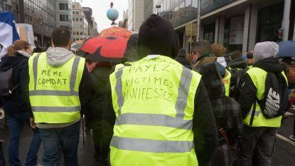 Franse gele hesjes blokkeren opnieuw grenspost van Hensies richting Frankrijk