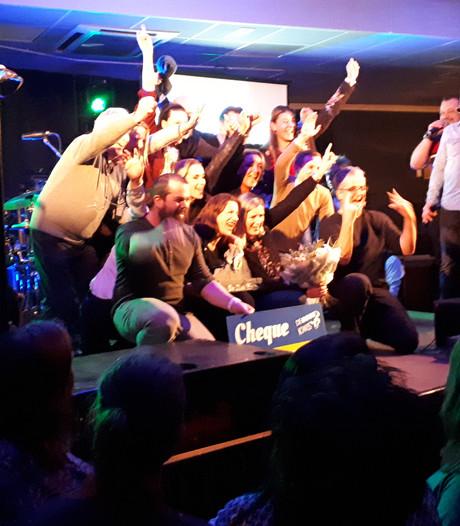 De Onnozelen winnen de Osse Kwis 2017