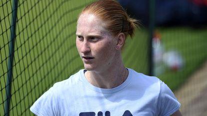 Van Uytvanck begint als nummer 46 aan Wimbledon