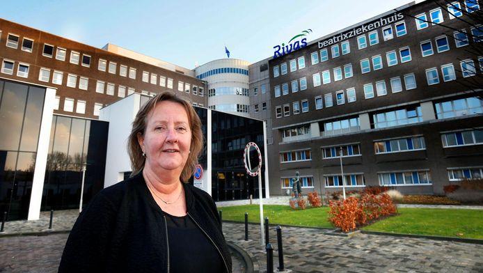 Anja Blonk: ,,Veel positieve reacties.''