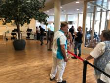 Eén rij, één centrale balie voor alle bezoek ziekenhuis Bernhoven