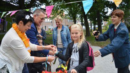 Reynaert start schooljaar met festival