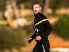 Oud-speler Helmond Sport Robbie Haemhouts beëindigt carrière