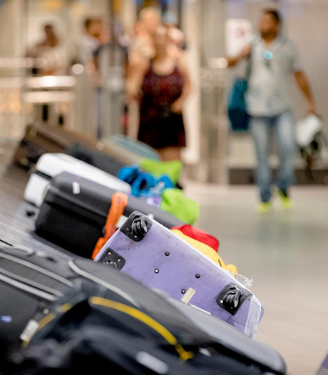 'Vliegreizigers, wees solidair, stop je koffer niet te vol'