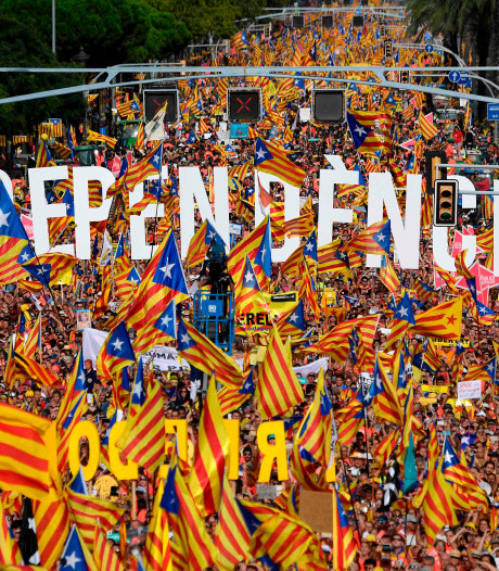 Mogelijk terroristische aanslag voorkomen: Catalaanse separatisten opgepakt