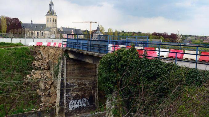 Parkwegbrug ten vroegste in 2020 klaar