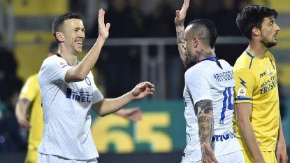 Football Talk buitenland 14/04. Nainggolan scoort, Napoli stelt feestje Juve weer uit - Bayern is ondanks goal Lukebakio weer leider