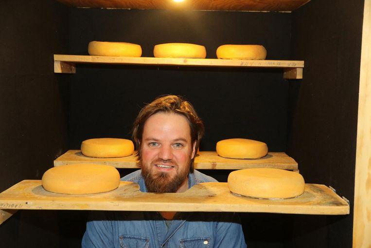 Bart Debruyne stopt na acht jaar als coördinator van het kaasmuseum.