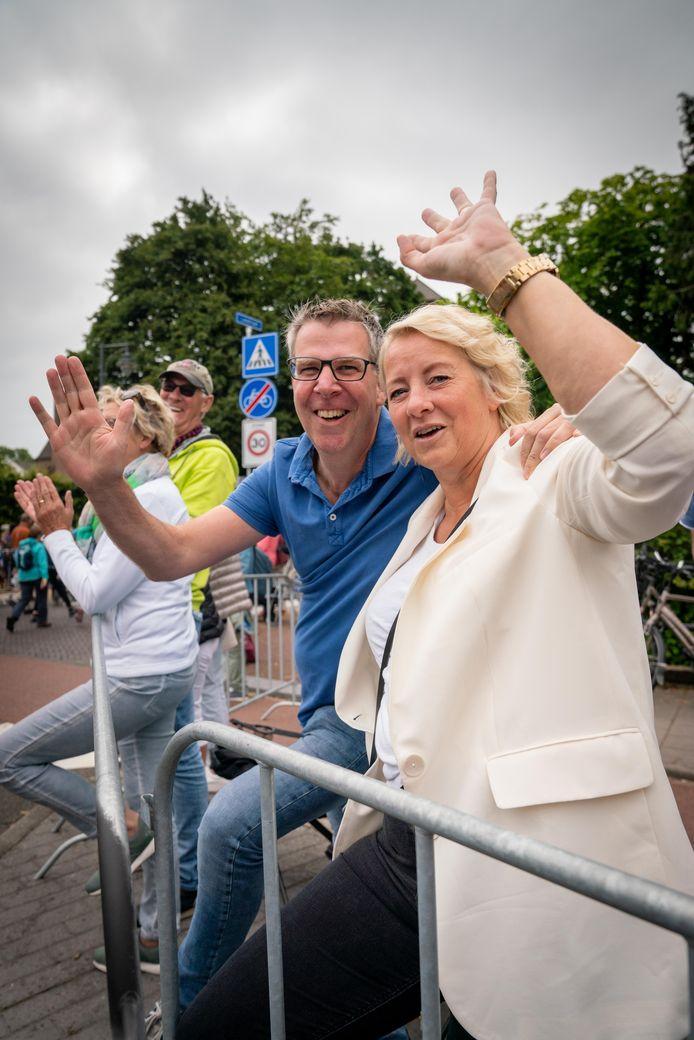 Peter en Marianne Hilderink.