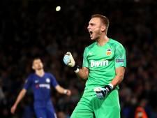 Valencia verrast Chelsea op Stamford Bridge