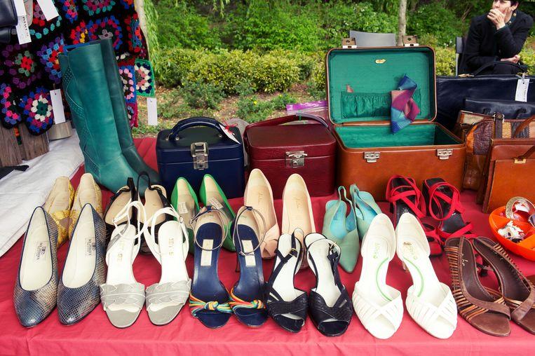 Mode en nog veel meer op de Sundaymarket Beeld Sundaymarket