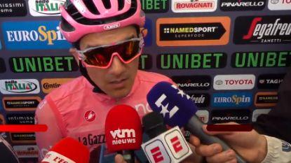 """""""Het blijft een zware etappe"""": Giro-toppers over schrapping van Gavia-beklimming"""