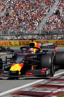 Snellere motor voor Verstappen in Frankrijk