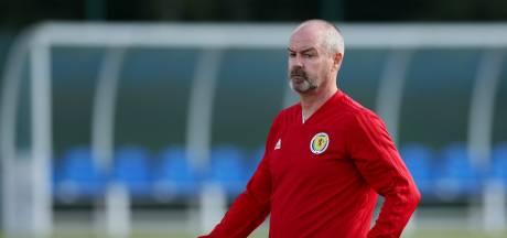 Schotse bondscoach mijdt loting in Amsterdam vanwege coronavirus