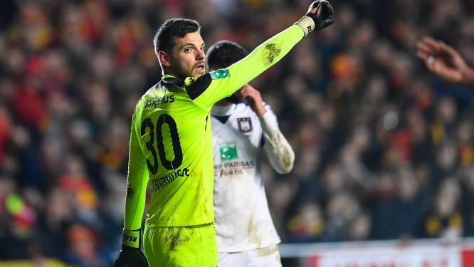 Hendrik Van Crombrugge slaat eerste voorstel Anderlecht af