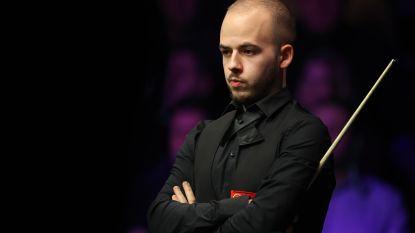 Luca Brecel moet meteen zijn valiezen pakken op Wales Open snooker