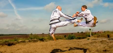 'Taekwondo gaat om een beter mens worden'
