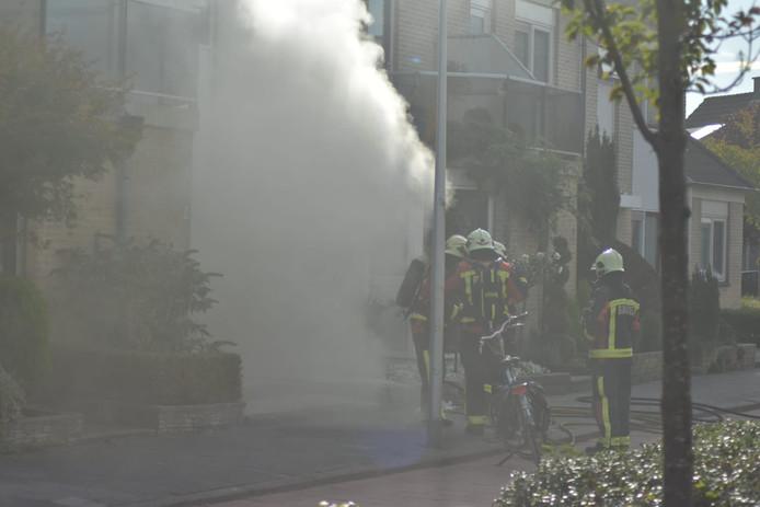 Keukenbrand Waddinxveen