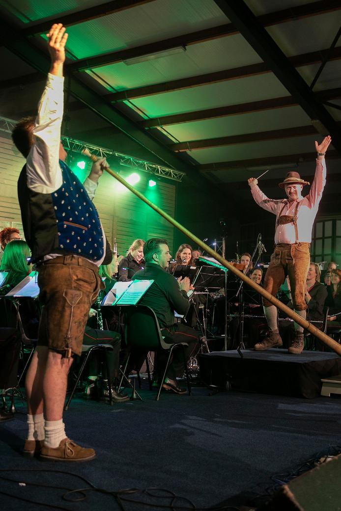 Someren -Eind Maestro met John van den Eijnde als dirigent.