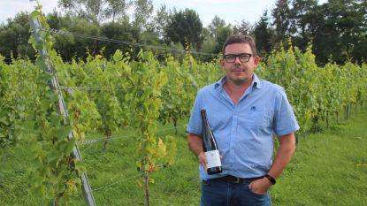 Domein Leeflank ontkurkt eerste wijnflessen zondag tijdens 'Lekker Oost-Vlaams'