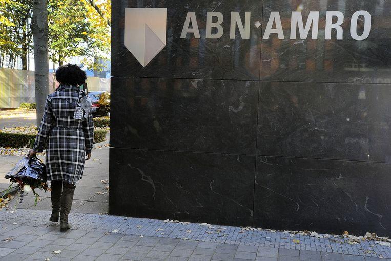 Exterieur van de ABN AMRO aan de Zuidas. Beeld anp